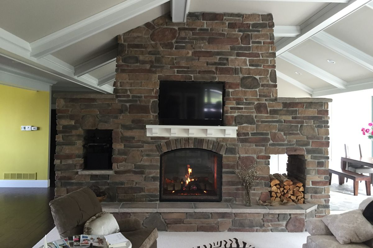 Custom Fireplace Lakelands FL