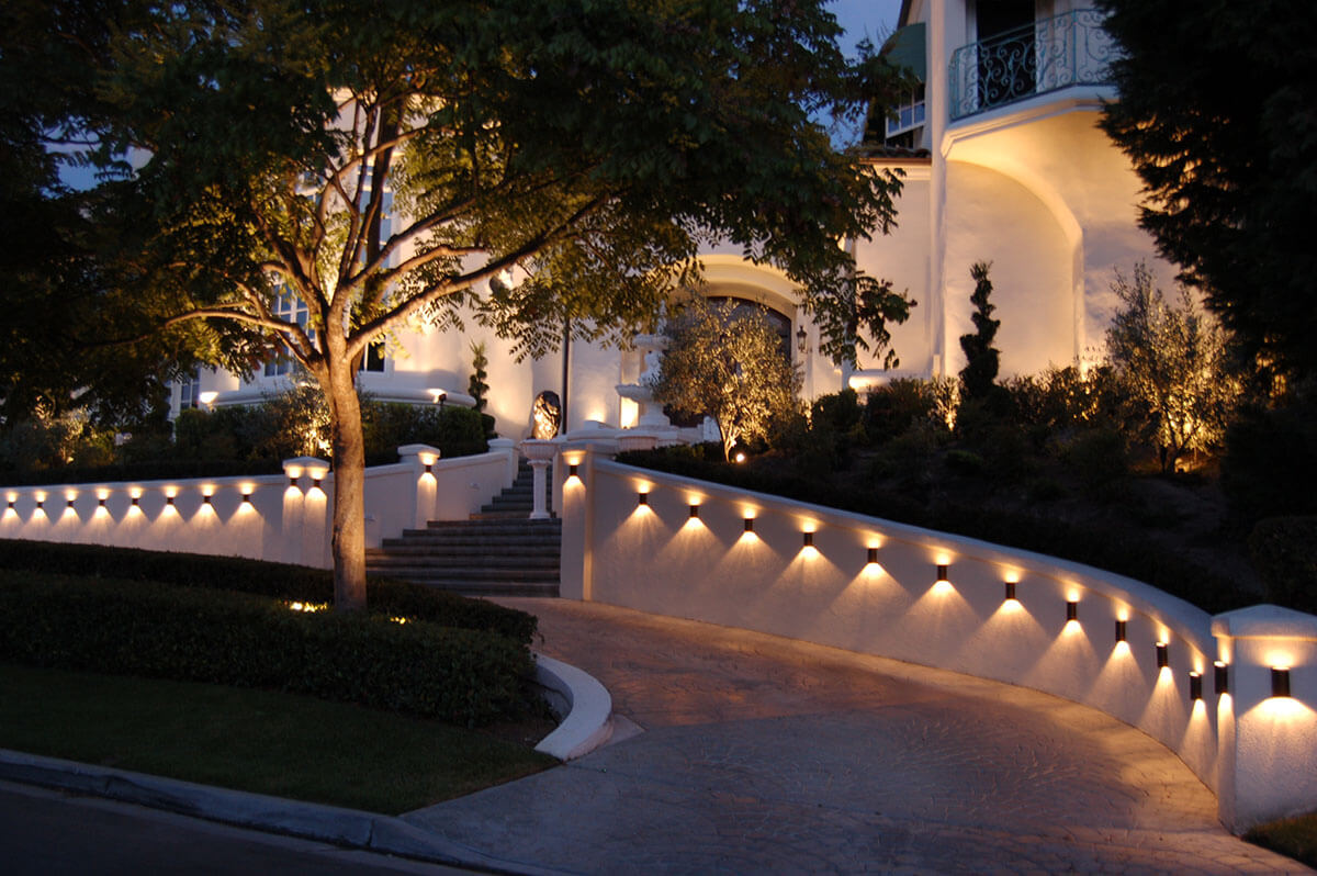 Landscape Lighting-Lakeland FL Landscape Designs & Outdoor Living Areas-We offer Landscape Design, Outdoor Patios & Pergolas, Outdoor Living Spaces, Stonescapes, Residential & Commercial Landscaping, Irrigation Installation & Repairs, Drainage Systems, Landscape Lighting, Outdoor Living Spaces, Tree Service, Lawn Service, and more.